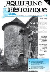Couverture de  N° 14 avril 1995
