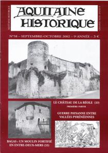 Couverture de  N° 58 septembre - octobre 2002